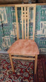 Esstischstühle mit Hochlehne Kiefer neun