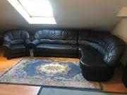 Couch Eckgarnitur mit Sessel