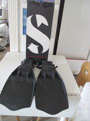Taucher Schwimmflossen Marke Scubapro Jet