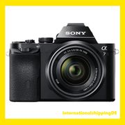 Sony Alpha 7 E-Mount Vollformat