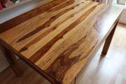 Massiver Holztisch wunderschön Qualität