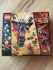 Lego Ninjago Feuerschlange - OVP