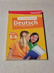 NEU Studienkreis Übungsbuch Deutsch Klasse
