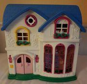 Puppenhaus Spielhaus klappbar