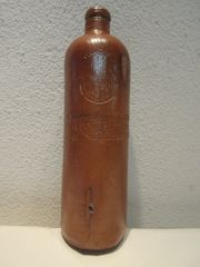 Steingutflasche Sammlerflasche Wasserflasche