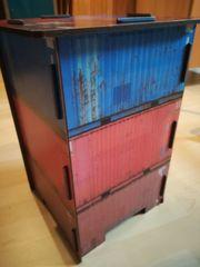 PHOTOHOCKER - Motiv Container von Werkhaus