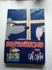 Verkaufe Bettwäsche von Ulli Stein