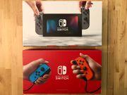 Ich suche Nintendo Switch v1