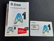 B free Wertkarte