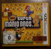 New Super MARIO Bros 2 -