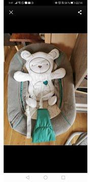 Huck babystuhl aufsatz wippe