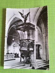 AK Postkarte Tholey alte Kanzel