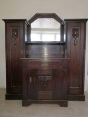 alter Wohnzimmerschrank ca 1920