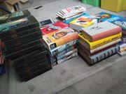Bücher aus Nachlass abzugeben alle