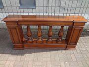 Möbel- Balustrade B 173 cm