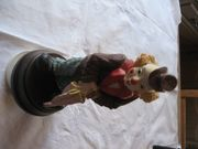 bp Collection Spieluhr Clown Figur