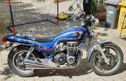 Honda Nighthawk 650-RC 08