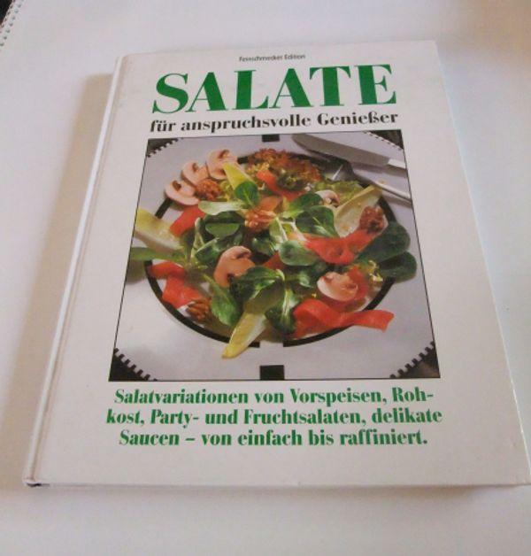 Salate für anspruchsvolle Genießer