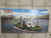 Schiffsmodellbausatz bretonischer Hochseefischkutter