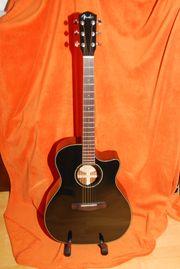 Akustikgitarre Fender GA-43SCE Hank Marvin