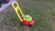 Kinderspielzeug - Rasenmäher