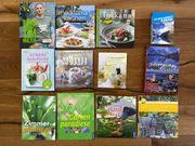 Bücher Kochen Garten Reisen