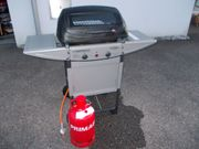 Gasgrill inkl Gasflasche 3 4