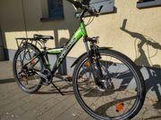 Fahrrad von Sabotage Junge schwarz-grün