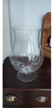 Glas Vase 32cm