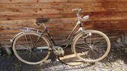 puch Waffenrad Baujahr 1969 damenfahrrad