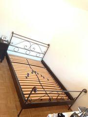 Hochwertiges schönes Design-Eisenbett Bett 1