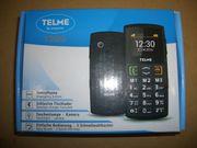 Senioren-Telefon mit großen Tasten Telme