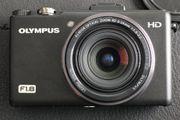 Olympus XZ-1 mit 16 GB