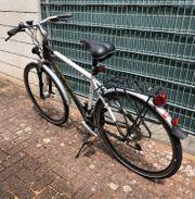 Trekking Fahrrad RIXE La Rochelle