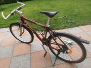 Fahrrad Alu Leichtrad