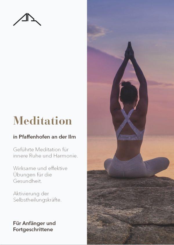 Meditation Yoga Workshop - NEU NEU
