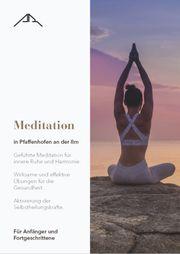 Meditations Workshop in Pfaffenhofen