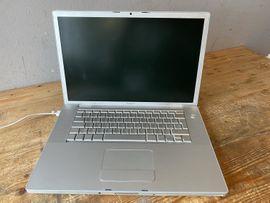 Apple-Computer - Apple Macbook Pro 15 Anfang