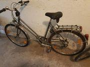 Fahrrad Damenrad