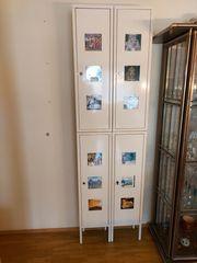 8 CD und DVD Schränke
