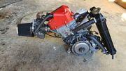 SA 250 4T Kartmotor