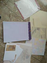 Briefpapier großes Set