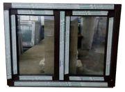 Kunststofffenster 120x90 cm b x