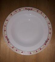 Suppenteller Ilmenauer Porzellan Graf von