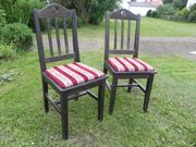 2 schöne Stühle Küchenstuhl Esstischstühle