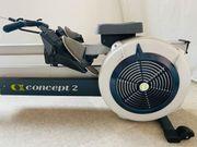 Concept2 Dynamic Rudergerät
