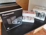 HIFI Lautsprecherboxen Panasonic original verpackt
