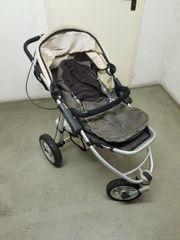 Quinny Kinderwagen mit Maxicosi-Aufsatz