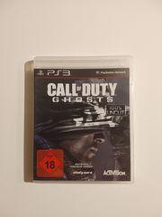 CoD Ghosts für Playstation 3