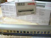 Märklin 43850 Personenwagen Rheingold 1